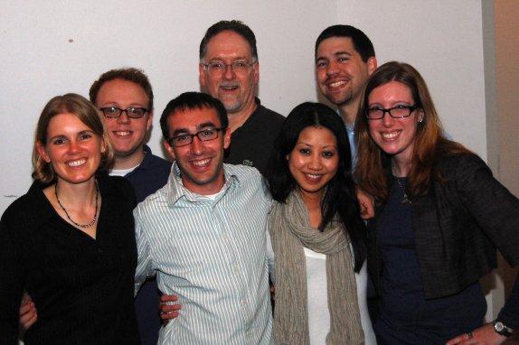 TBD's Community Engagement Team. Photo/Dan Victor