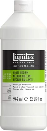 Liquitex Acrylic Gloss Medium