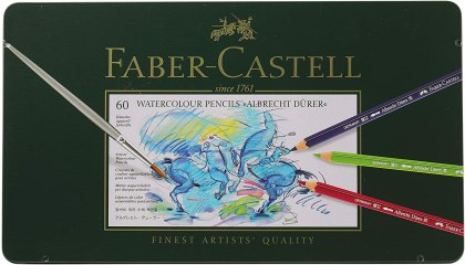 recommended art supplies