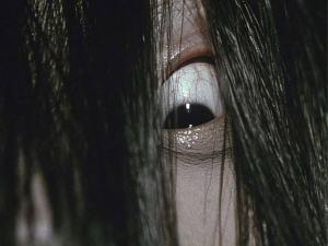 リング 貞子の目