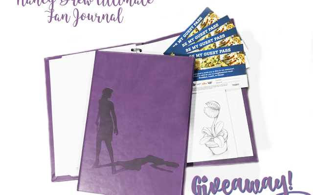 Ovation Brands And Nancy Drew Giveaway