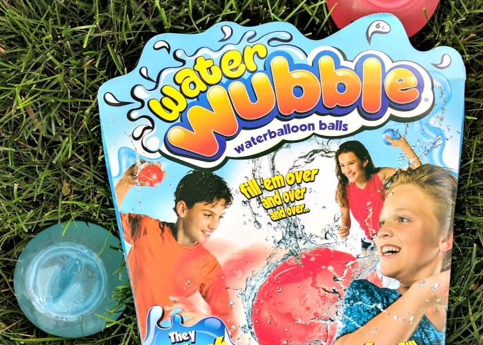 Water Wubble Makes A Splash!