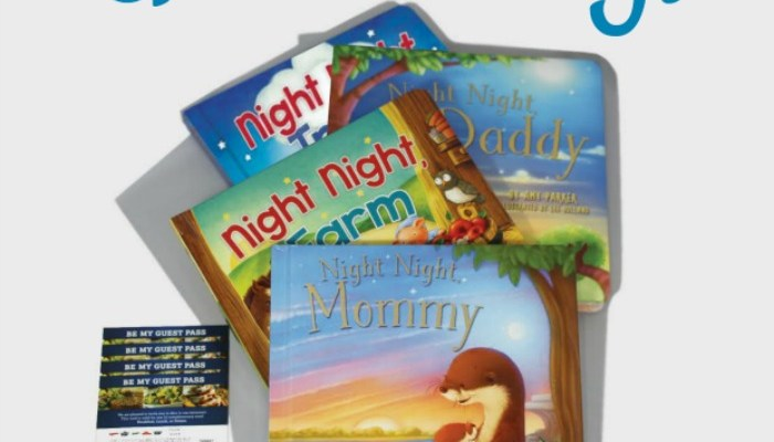 You Can WIN Night Night Books In Groovy Giveaways Hop!