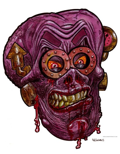 zombie cereal frankenberry