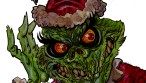 Zombie Art : The Zombie Grinch Who Stole Christmas Zombie Art by Rob Sacchetto