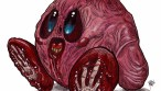 Zombie Art : Zombie Kirby! Zombie Art by Rob Sacchetto