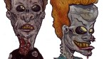 Zombie Art : Beavis and Butthead Zombie Art by Rob Sacchetto