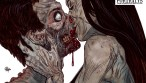 Zombie Art : Almost Valentines! Zombie Art by Rob Sacchetto