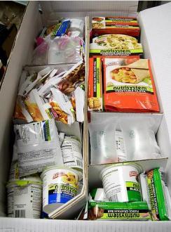 Nutrisystem Zombie Food