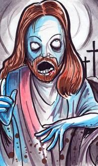 Jesus Was A Zombie
