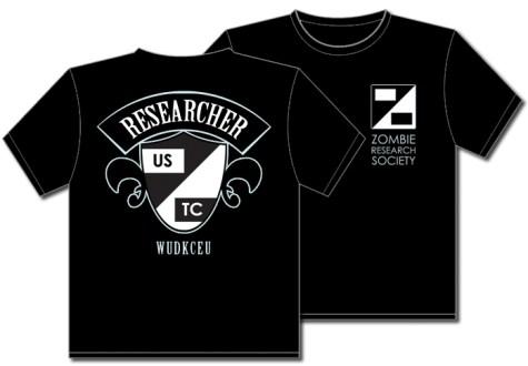 ZRS Black Members Shirt