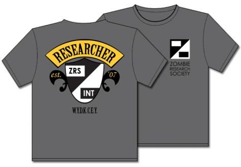 ZRS Member Shirt