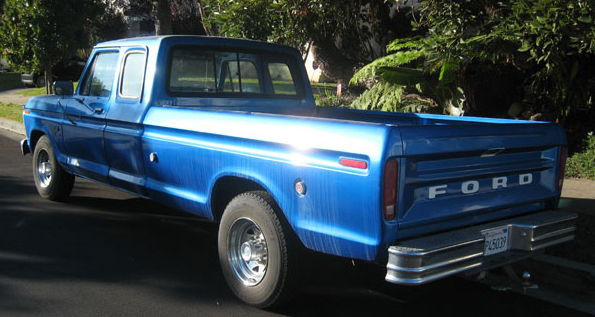 Zombie Ford F250