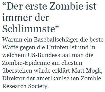 German Zombies