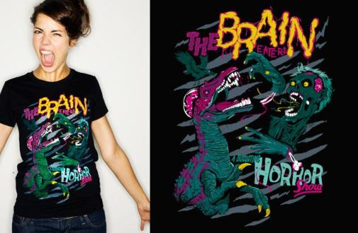 Zombie Brain Eaters