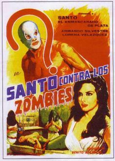 Zombie Lucha Libre