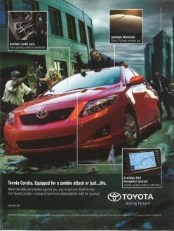 Toyota Zombies