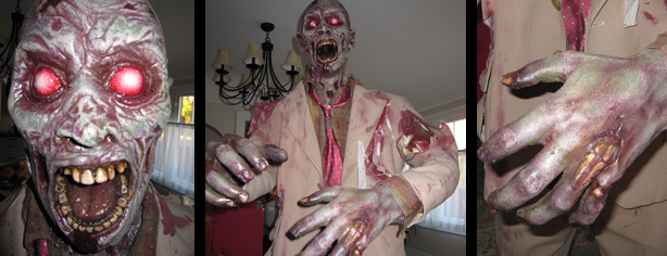 BEST ZOMBIE CONTEST EVER? YES!!!