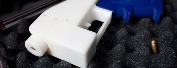 3D PRINTED ZOMBIE PISTOL