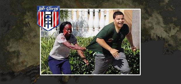 FLORIDA JOB CORPS VS. ZOMBIES