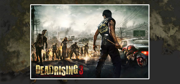 DEAD RISING 3 CINEMATIC TRAILER