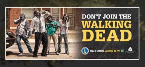DELAWARE COMPARES PEDESTRIAN VICTIMS TO ZOMBIES
