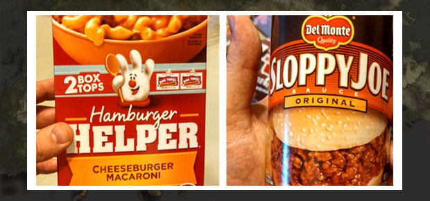 APOCALYPSE YUM: HAMBURGER HELPER