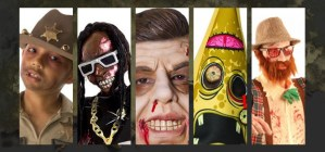 FIVE OF THE WORST ZOMBIE COSTUMES!
