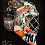 Flyers Mask Left