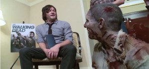 NORMAN REEDUS GETS PRANKED
