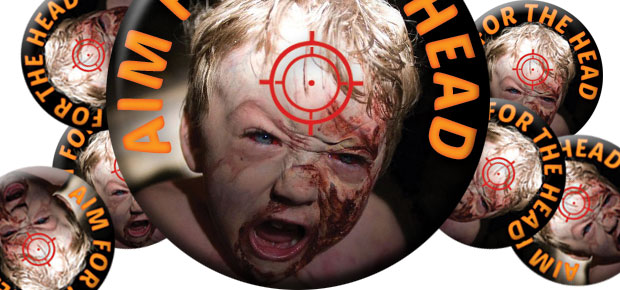 MOST OFFENSIVE ZOMBIE BUTTON?