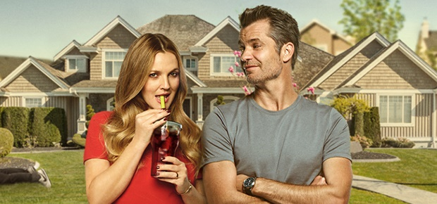 SANTA CLARITA DIET: NEW NETFLIX ORIGINAL