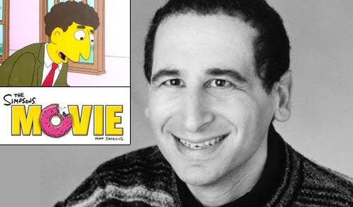 Mike Reiss of The Simpsons