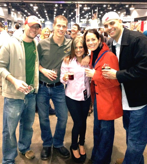 Erie Brewing Group Hug