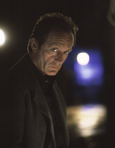 Lance Henriksen portrayed Frank Black in Chris Carter's Millennium.