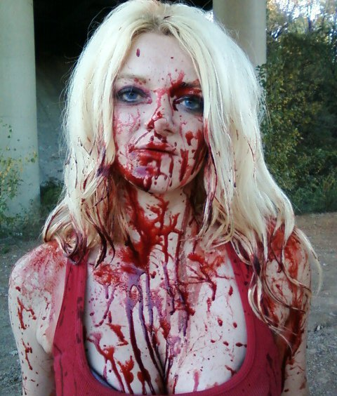 Bloody Goldie Fatale
