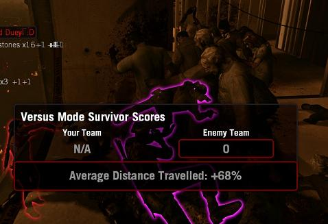 Bad day for the survivors