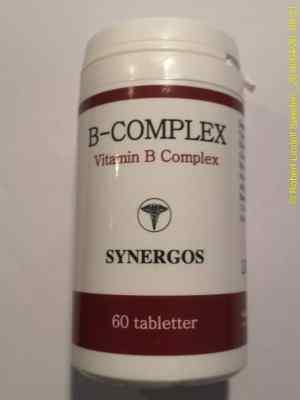 B-vitamin komplex