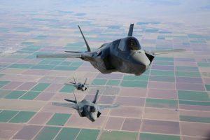 F-35B Lightnings IIs