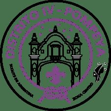 Insignia Parche Distrito 4 Pompeya