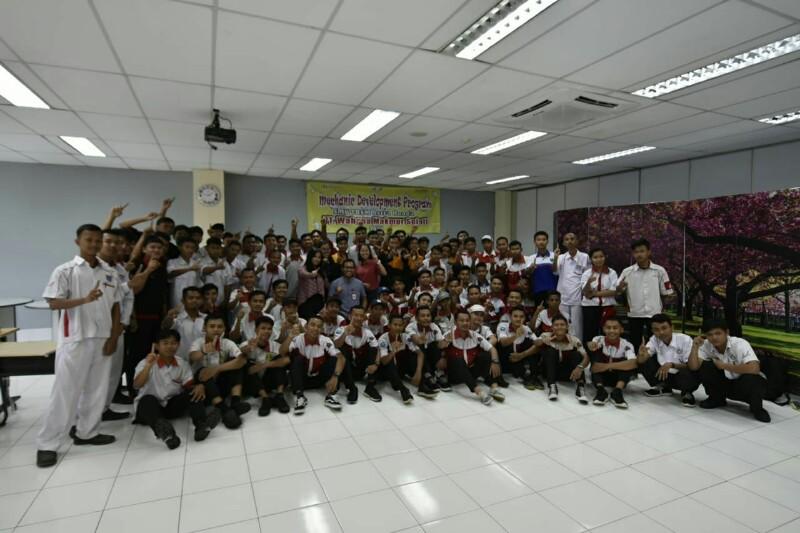 SMK Binaan Wahana Honda