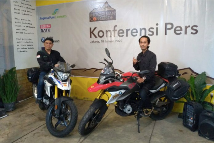 Indonesian Coffeeride