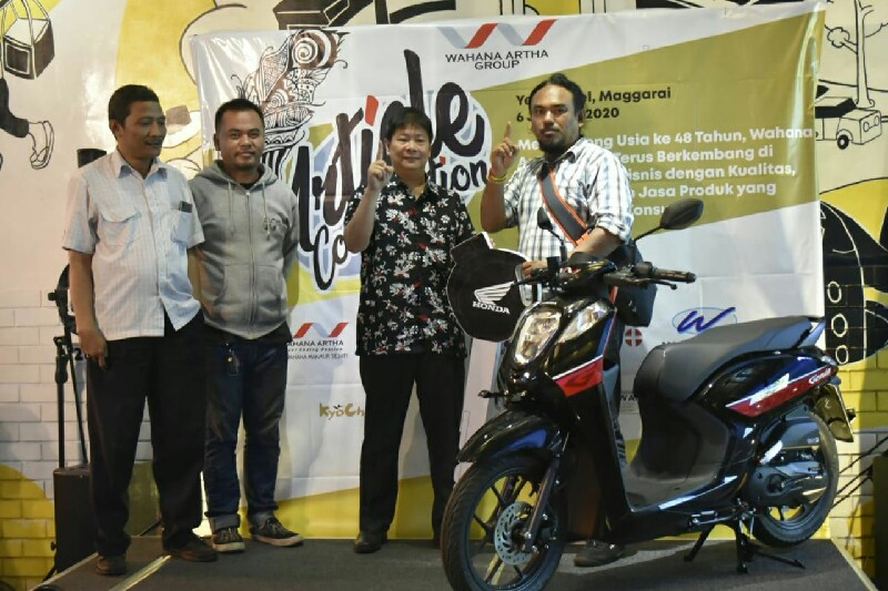 Wahana Article Competition