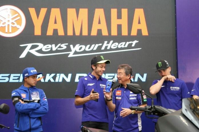 Yamaha Indonesia - Y-Connect - Mandalika-