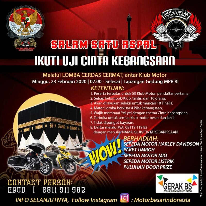 Motor Besar Indonesia