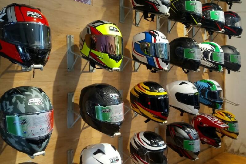 RSV Helmet Punya Siasat Jitu