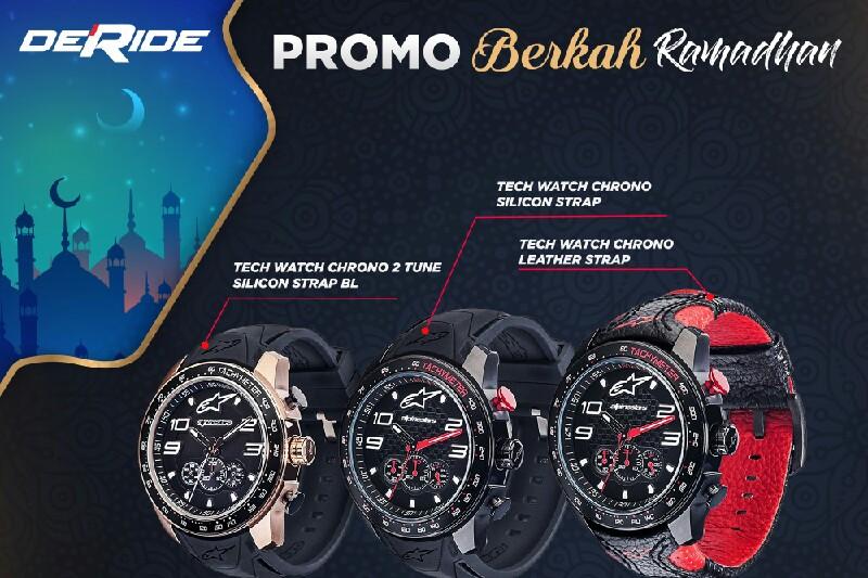 DeRide Promo Berkah Ramadhan