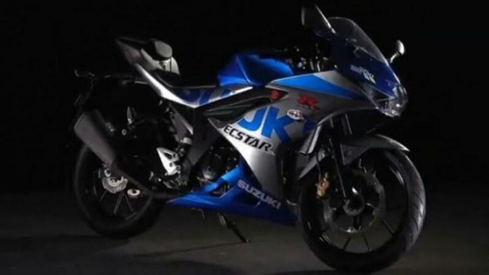 Suzuki GSX-R150 Livery MotoGP