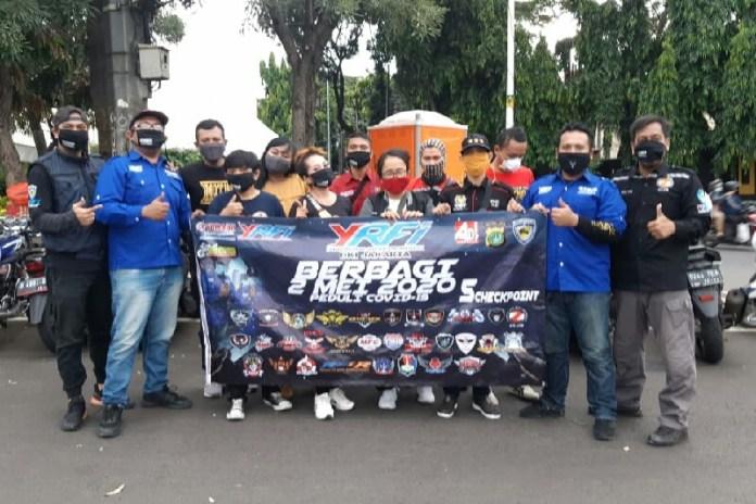 YRFI DKI Jakarta Berbagi