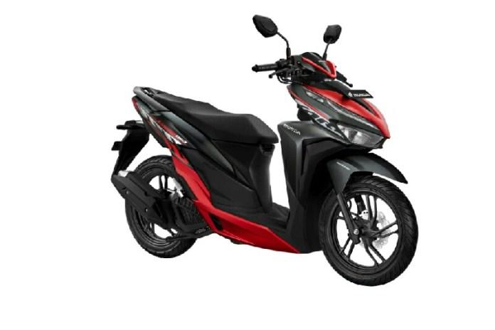 Motor Baru Honda 2021 - New Honda Vario 150